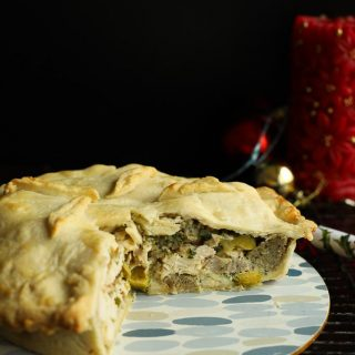 Boxing Day Pie