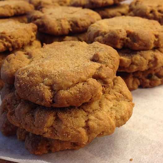 ginger nut biscuits