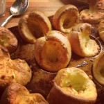 Yorkshire pudding in trays