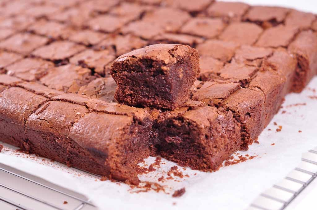Nigella Chocolate Brownies landscape