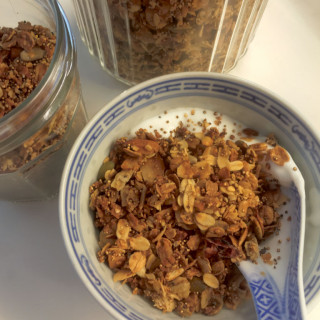 Nuts about Granola…