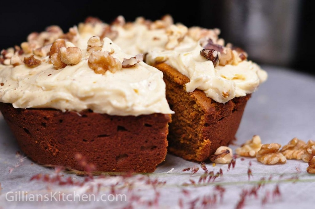 spiced pumpkin buckwheat cake 1