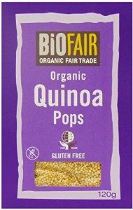 Quinoa pops