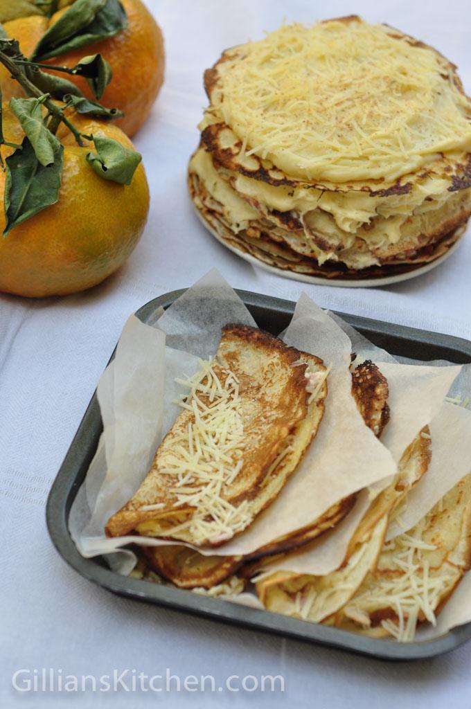pancakes & mandarins 3