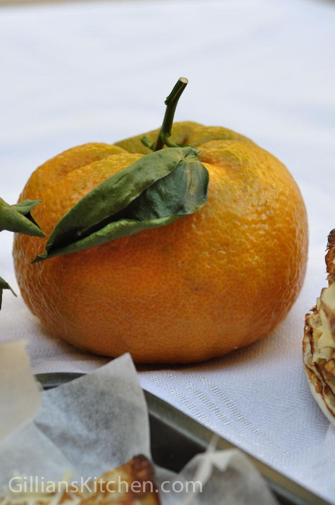 large mandarin