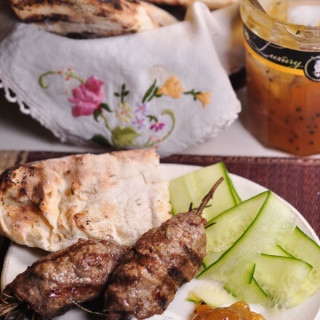 Rosemary lamb kofta 2