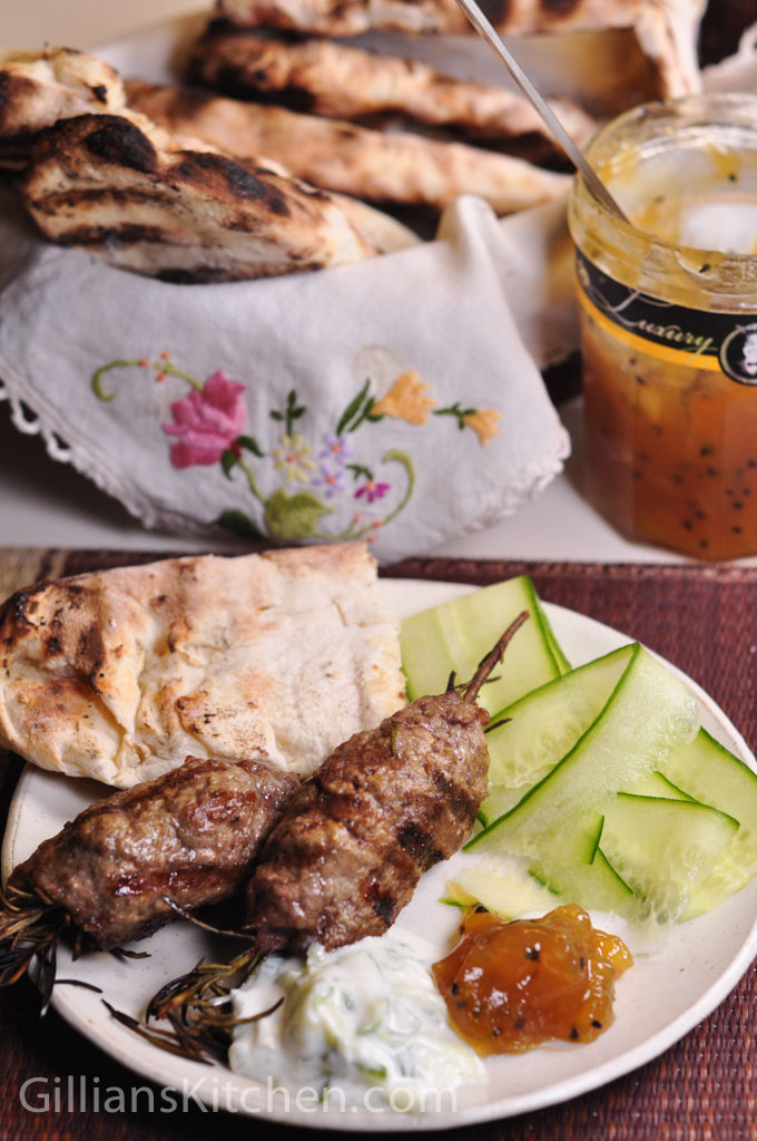 Lamb and Rosemary Koftas 2