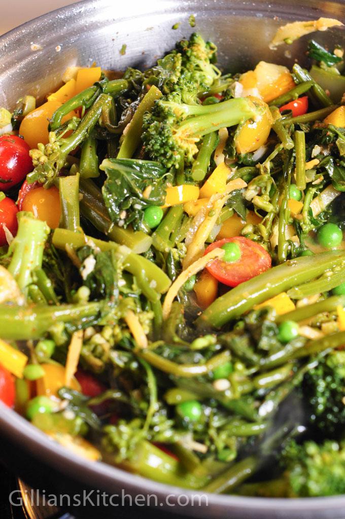 making vegeree not kedgeree