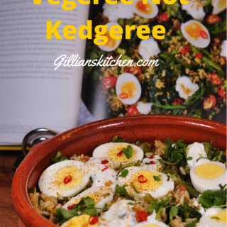 Vegeree Not Kedgeree