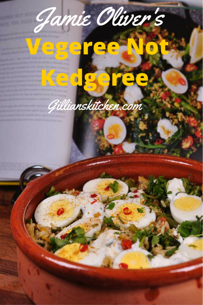 vegeree not kedgeree pin