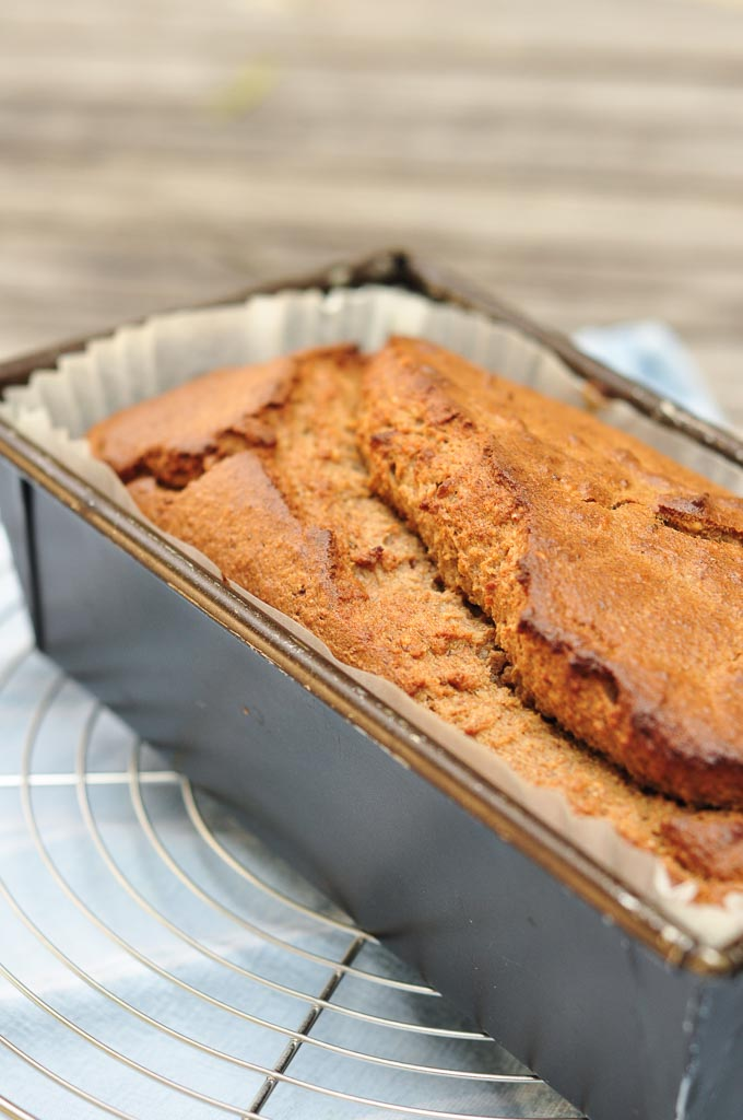 Earl Grey Banana Bread 1