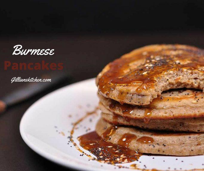 Burmese Pancakes FB