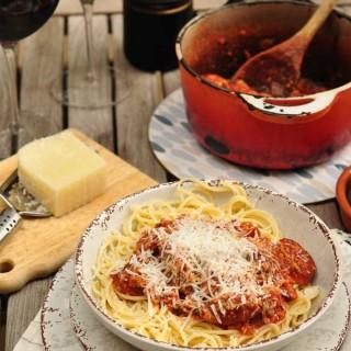 Paolozzi Meat Sauce
