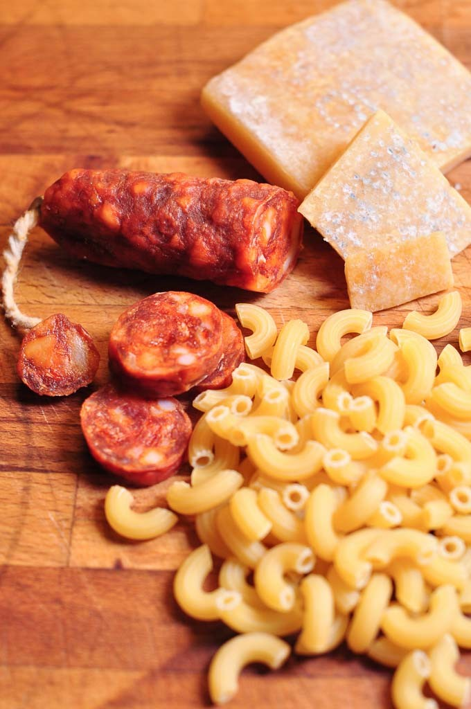 Pastini ingredients