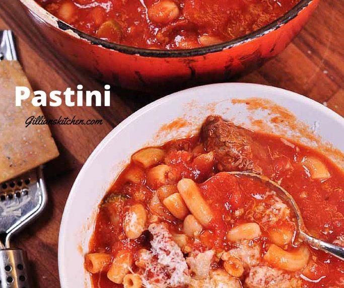 Pastini FB post