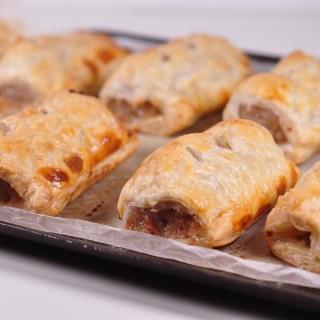 Quick Sausage Rolls