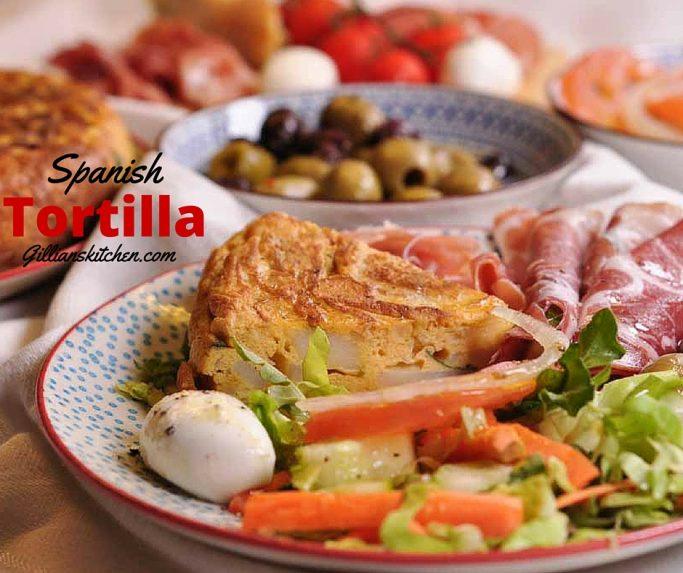 Spanish Tortilla FB post