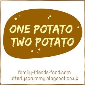 spanish tortilla one potato two potato linky badge