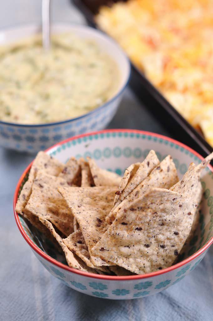 Whey better Tortilla Chips