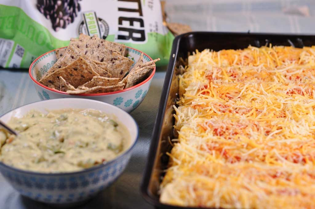 Turkey Chilli Enchiladas with Whey Better