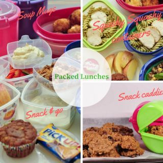 packed lunch collage FB post
