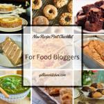 New Recipe Post Checklist For Food Bloggers