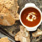 Spiced Roast Pepper & Tomato Soup 4