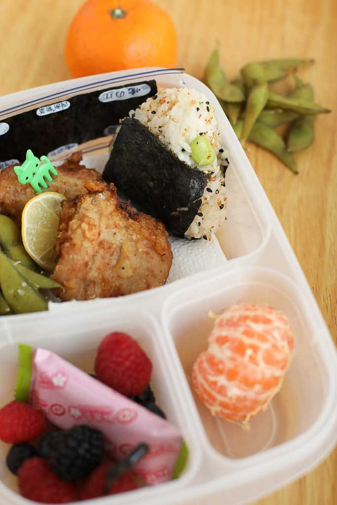 no sandwich packed lunch ideas , EasyLunchboxes 3-Compartment Bento Lunch Box Containers