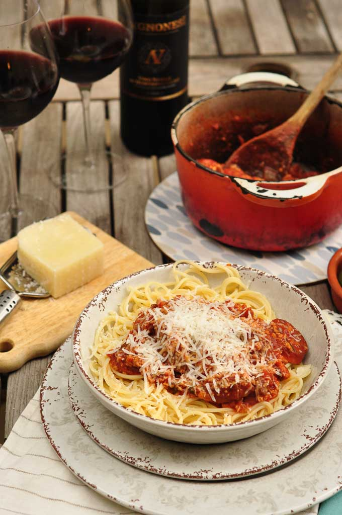 paolozzi meat sauce weekly meal plan week 12