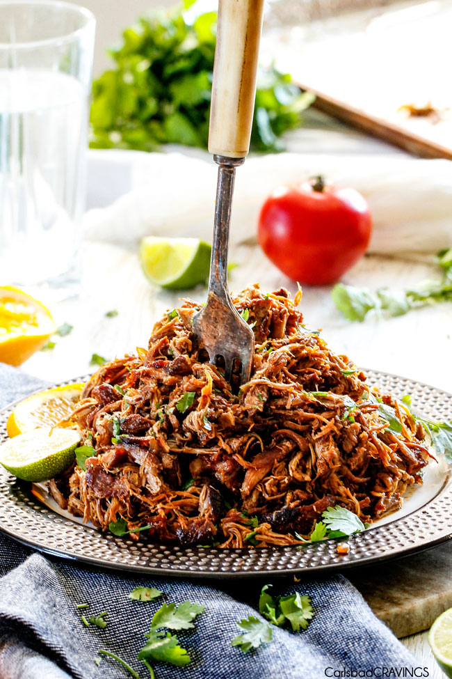 pork carnitas weekly meal plan 10