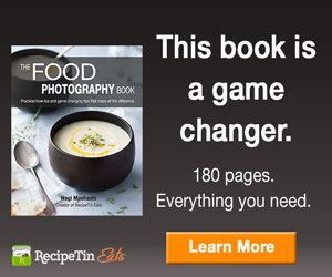 The food photography book by Nagi