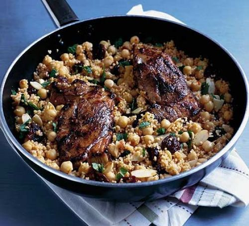 one pot lamb couscous weekly meal plan #14