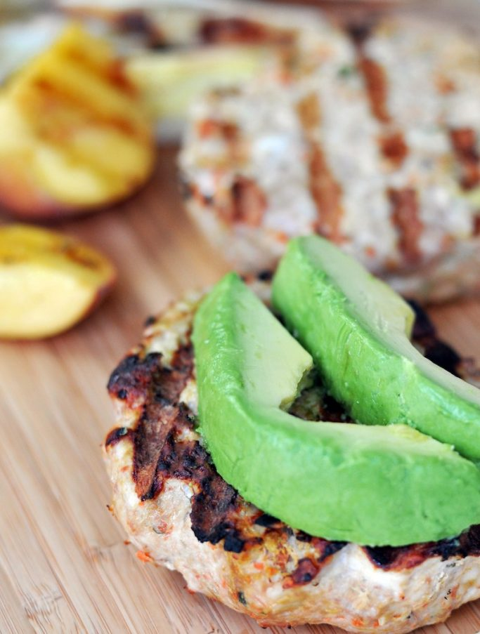 Avocado Dijon Turkey Burgers weekly meal plan 11