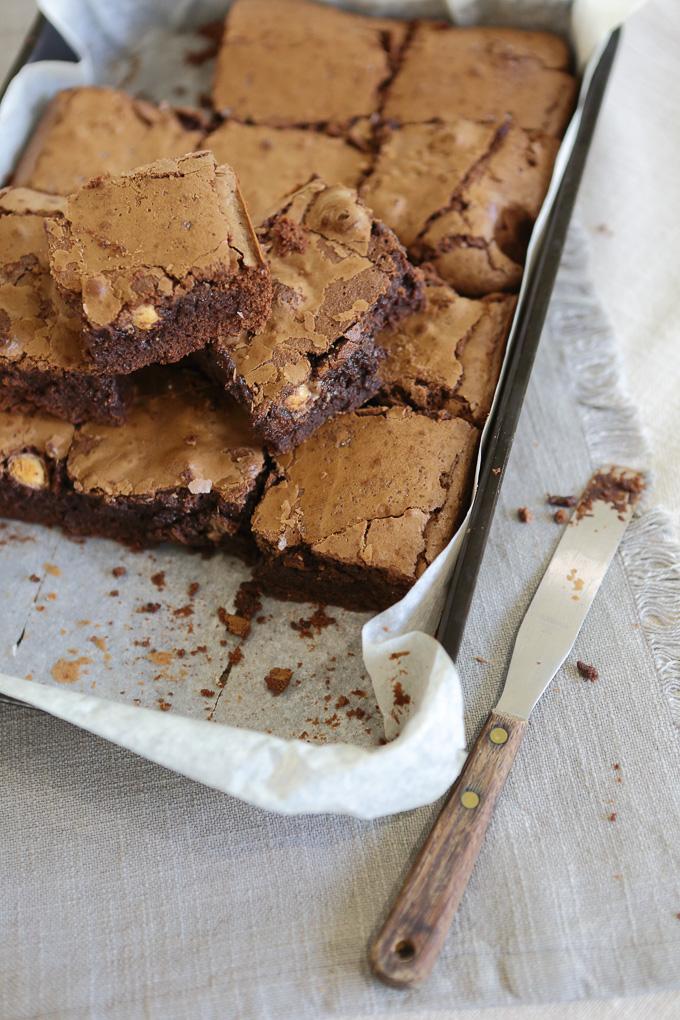 Nigella Chocolate Brownies