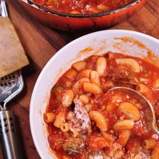 Pastini Soup served 3